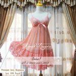 Premium Sexy Sleepwear Seri 999 Peach