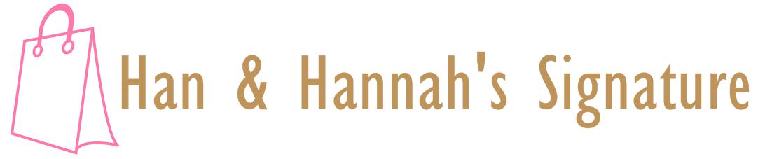 Han & Hannah's Signature's Logo